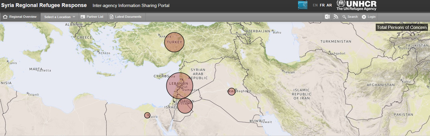 Syrian Refugee Map.PNG